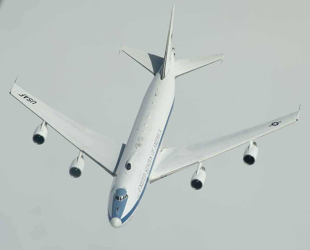 Boeing E-4 Advanced Airborne Command Post (AACP)