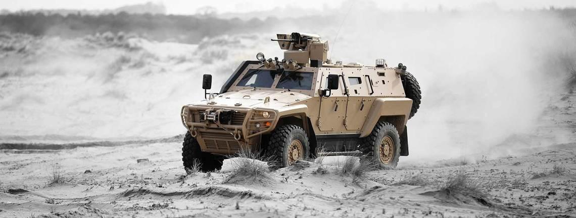 Cobra II 6x6 Wheeled Armored Vehicles