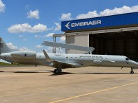 Embraer Delivers First modernized E-99 Airborne Early Warning and Control to Brazilian Air Force