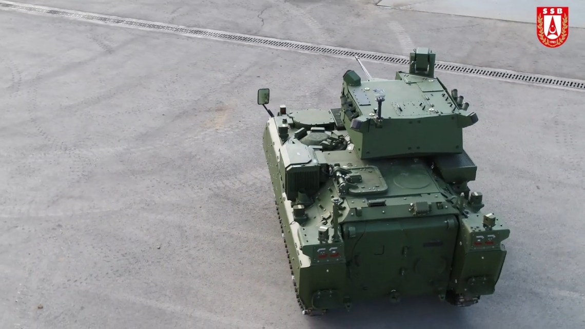 FNSS and Aselsan to Support Turkish Army ACV-15 Modernisation and Life Extension