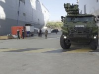Griffon 6x6 Multi-Role Armored Vehicle (VBMR)
