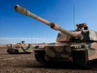 Hanwha Defense Australia K9 Huntman Self-Propelled Howitzers