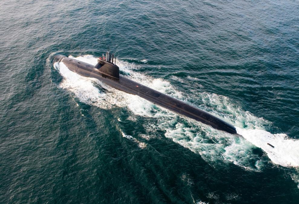 Naval Group Ship Subsurface Ballistic Nuclear (SSBN) submarine