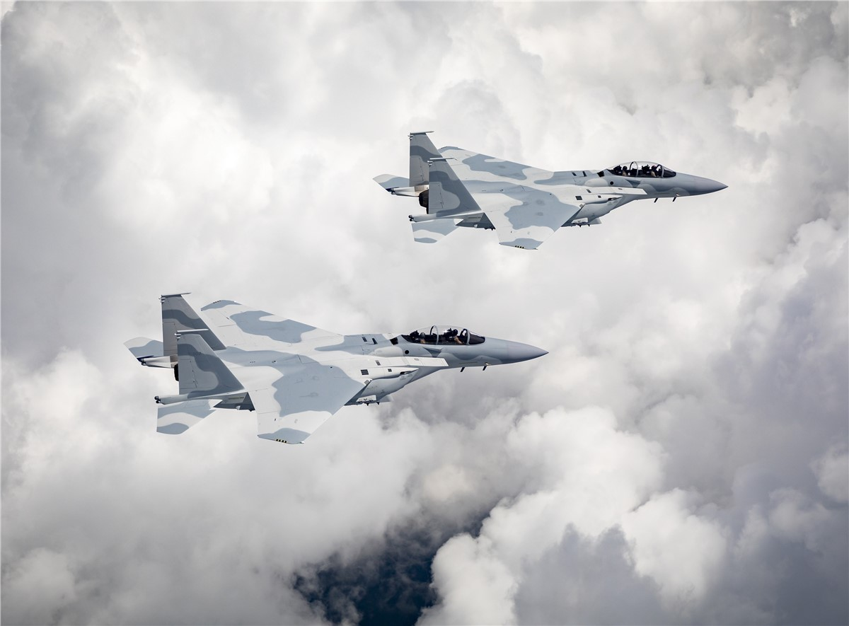 Qatar Emiri Air Force F-15QA