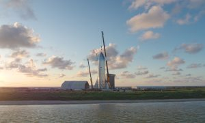 SpaceX's Super Heavy rocket (Starship)