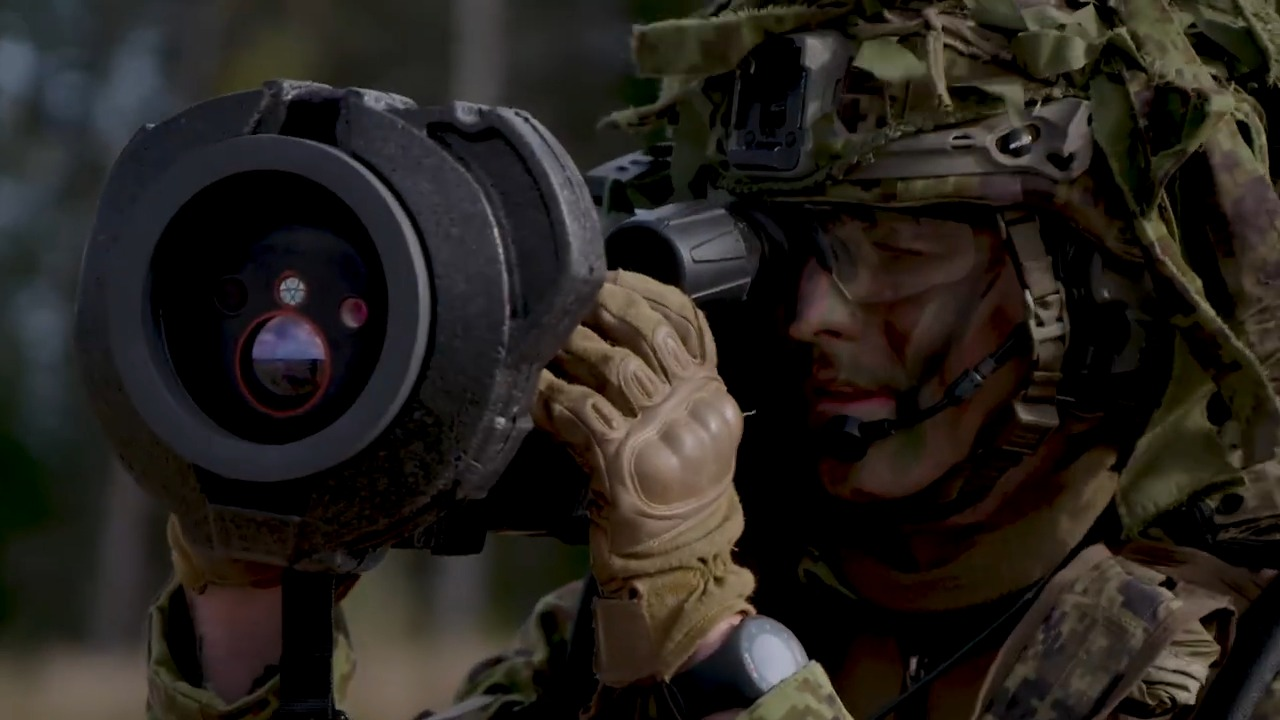 SPIKE SR (Short Range) Missile Capabilities Demonstrated in Estonia