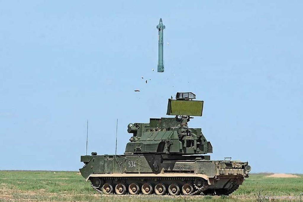 Tor-M2E Air Defense Missile System (ADMS)