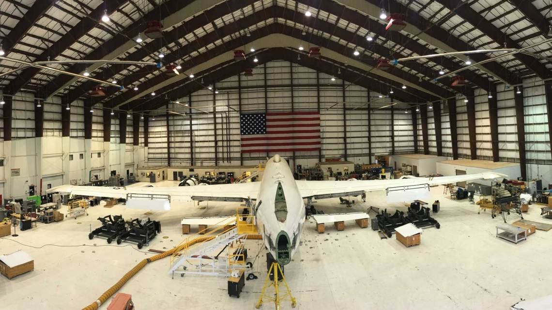 Collins Aerospace successfully completes modernization of legacy E-6B Mercury Block I aircraft