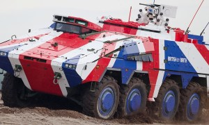 British Army Boxer Mechanized Infantry Vehicle (MIV)
