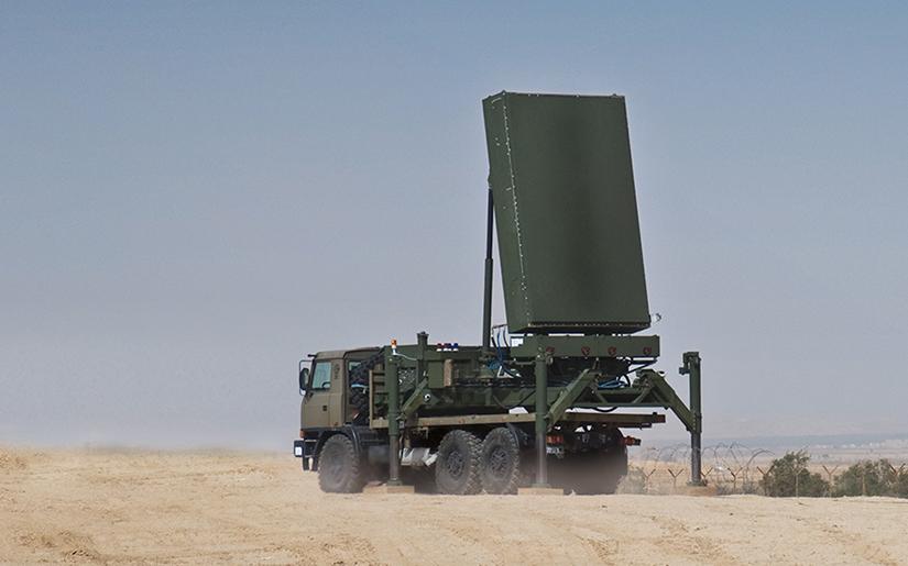 ELTA ELM-2084 3D AESA Multi-mission Radars