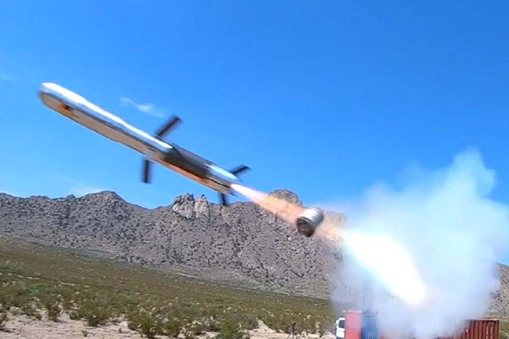 Raytheon and Swedish aerospace and defense firm Saab tested their new semi-active, laser-guided Carl-Gustaf munition in a series of flight tests and scored a perfect 11-for-11.