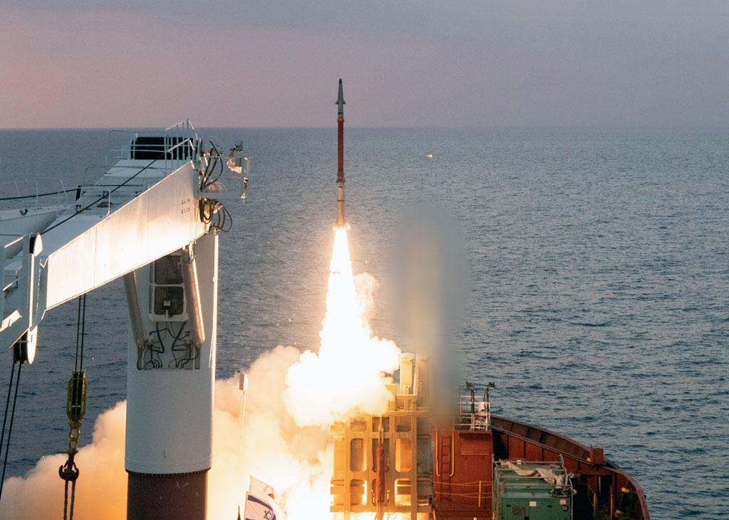 Israel Missile Defense Organization and US MDA Touts Successful Test of Integrated Missile Defense System