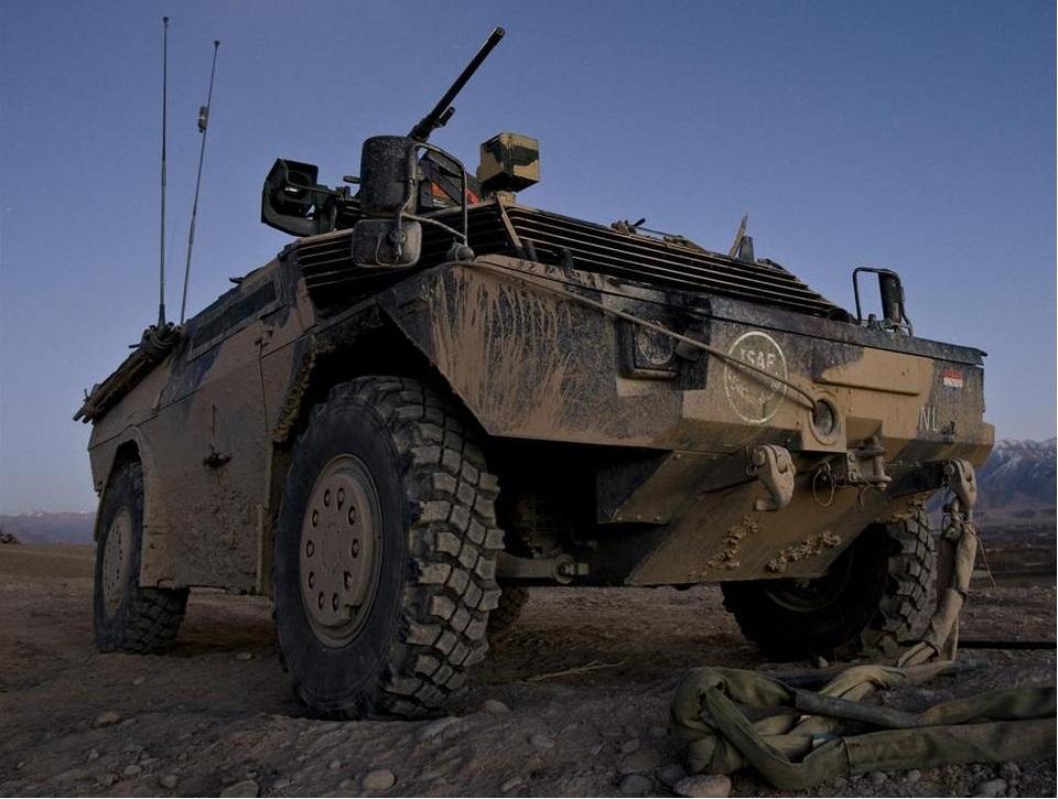 KMW Wins €300 Million to Upgrade Dutch Army Fennek Armed Reconnaissance  Vehicles - MilitaryLeak