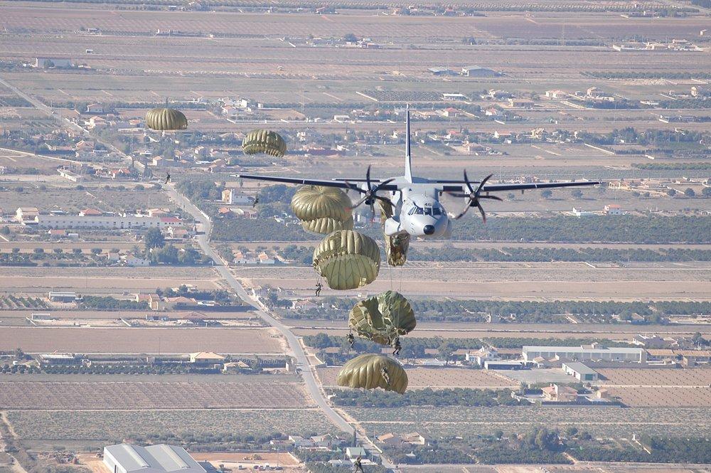 Airbus C-295M Military transport version