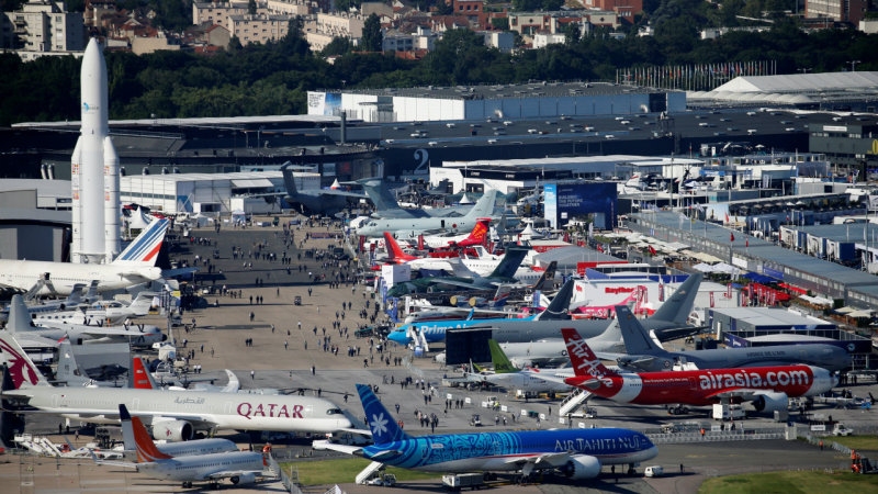 2021 Paris Air Show Canceled Over Covid-19