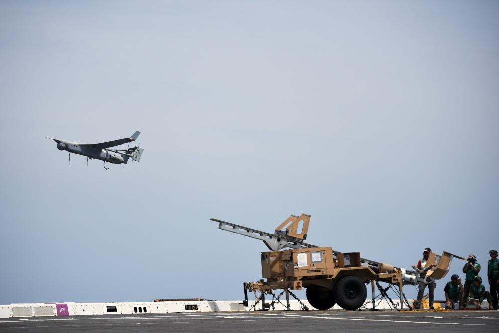 Boeing Insitu RQ-21 Blackjack unmanned aerial vehicle