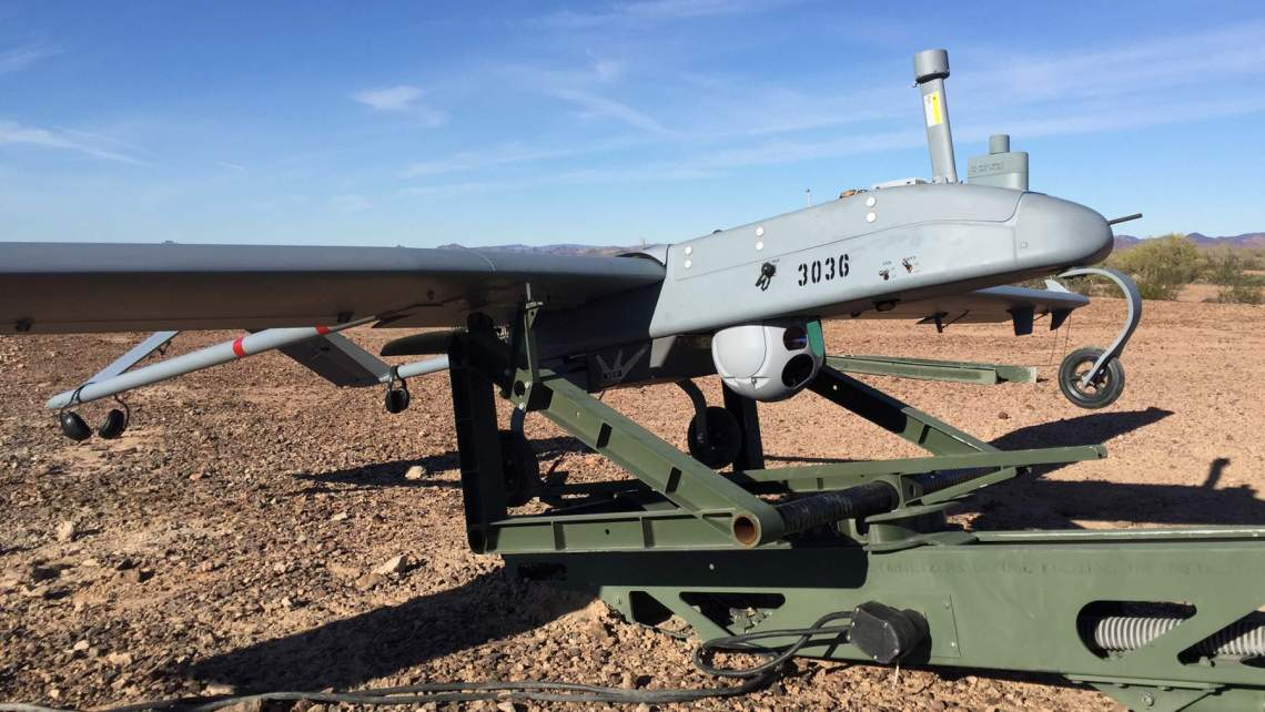 Shadow Tactical Unmanned Aircraft Systems