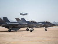 United States Marine Corps Declare Initial Operational Capability for F-35C