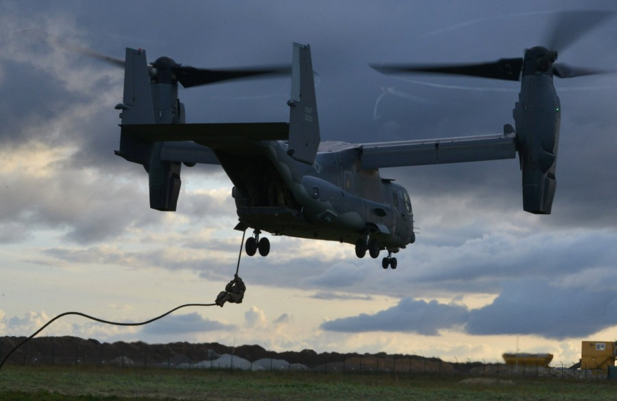 US Special Forces Open Operations Site in Latvia
