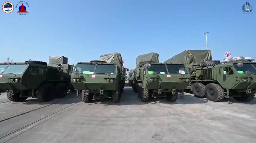 Israel Ministry of Defense Completes Iron Dome Batteries Delivery to US Army