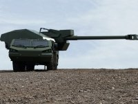Excalibur Army Unveils Dita Self-propelled Howitzer