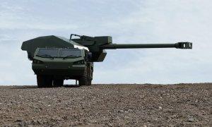 Excalibur Army Unveils Dita Self-propelled Howitzer