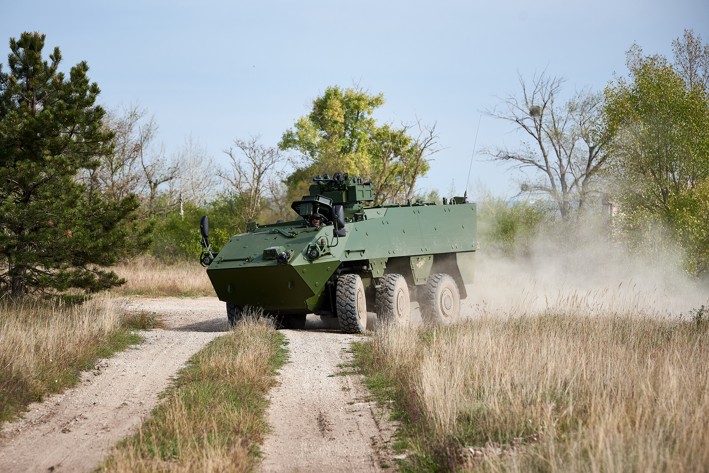 Austrian Army PANDUR 6x6 Evolution