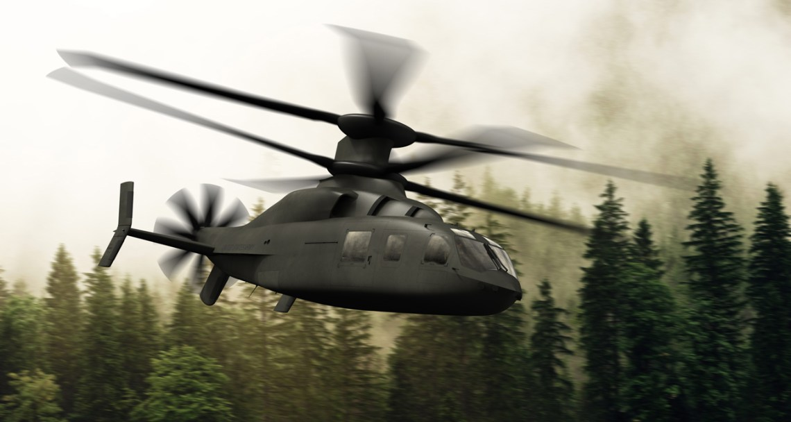 Defiant X U.S. Army's Future Long-Range Assault Aircraft