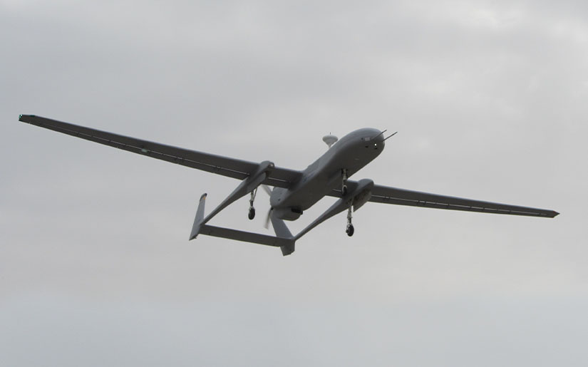 Heron MK II Medium Altitude Long Endurance UAV