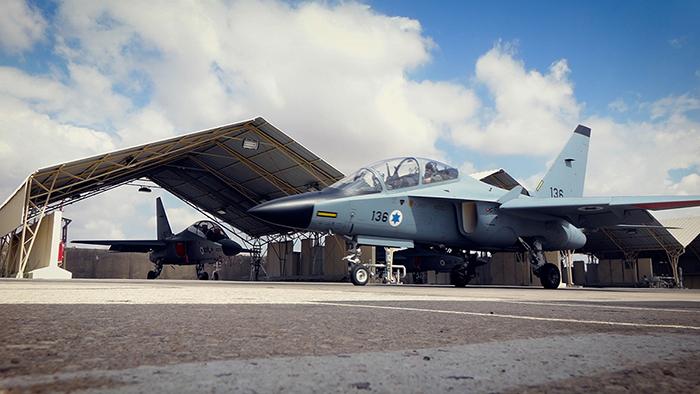 Israeli Air Force Alenia Aermacchi M-346