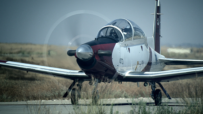 Israeli Air Force T-6 Efroni (Beechcraft T-6 Texan II)