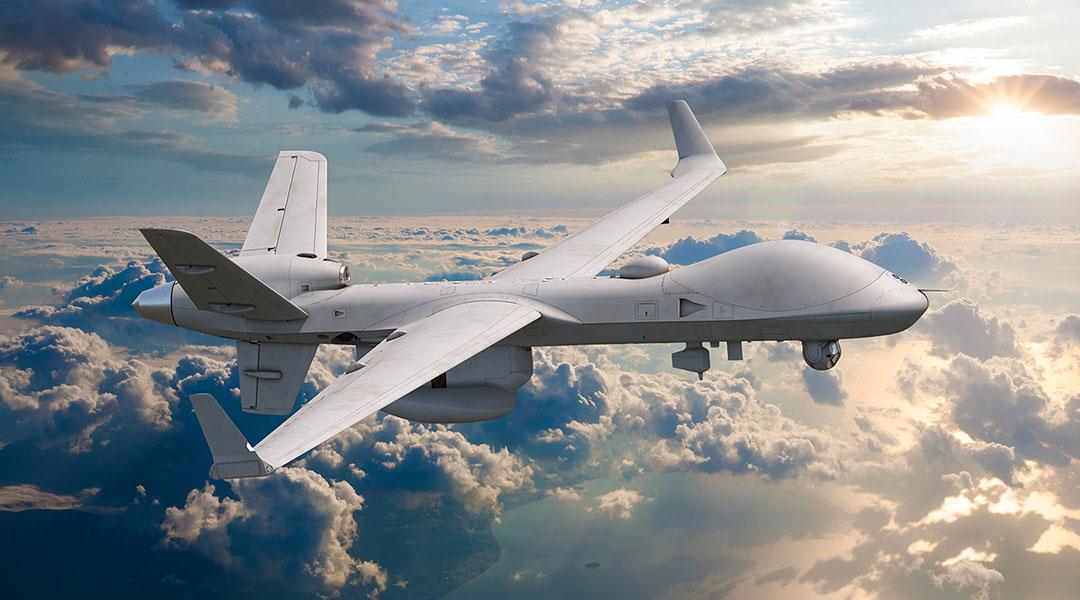 GA-ASI MQ-9B SeaGuardian remotely-piloted aircraft system (RPAS)