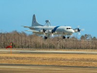 Northrop Grumman Inducts First US Customs and Border Protection P-3 Orion Maritime Patrol Aircraft
