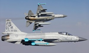 Pakistan Air Force Announces Production of JF-17 Thunder Block III