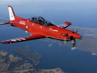 RAAF No. 2 Flying Training School Pilatus PC-21