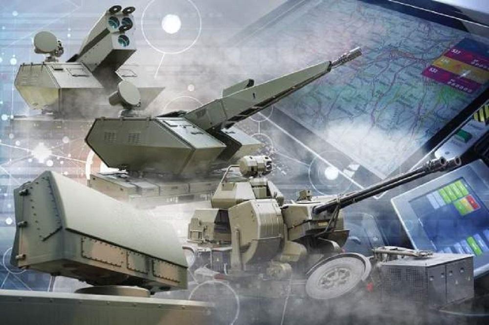 Rheinmetall Oerlikon Skynex Air Defence System