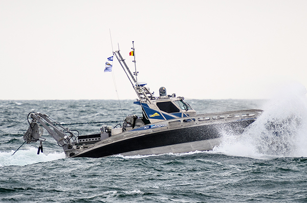 Seagull USVs (Unmanned Surface Vehicles)