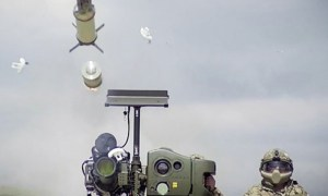 STARStreak High Velocity Missile