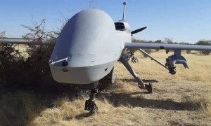 U.S. Army MQ-1C Remotely Piloted Aircraft Conducted Emergency Landing in Niger