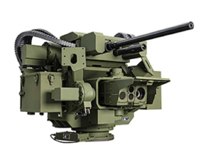 Hanwha Defense Remote Controlled Weapon Station (RCWS) - MilitaryLeak