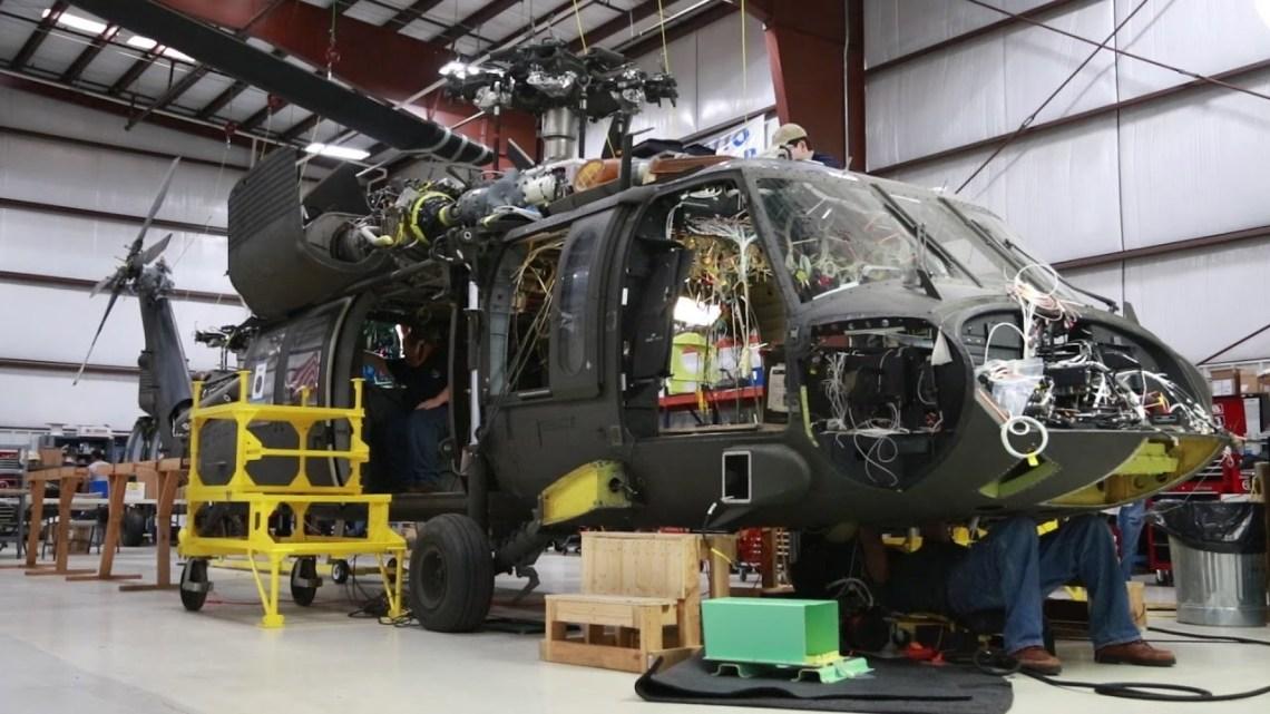 US Army UH-60V Victor-model