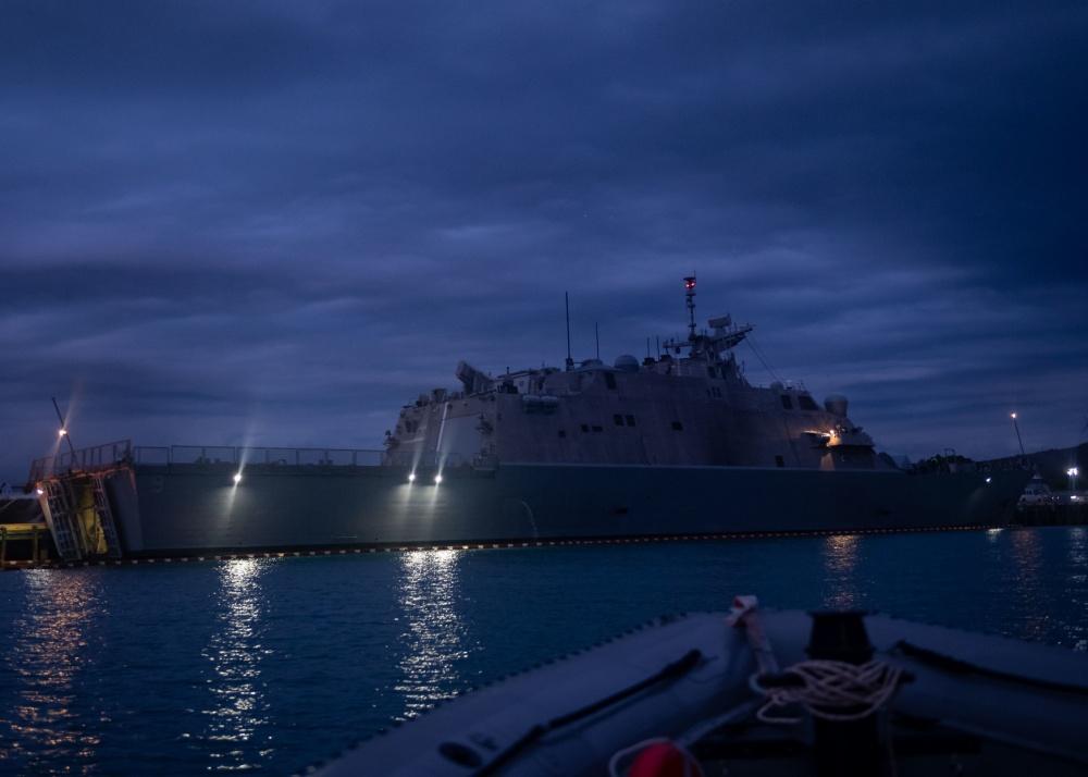 USS Little Rock (LCS 9)