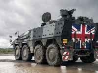 British Army Boxer Mechanised Infantry Vehicle (MIV)