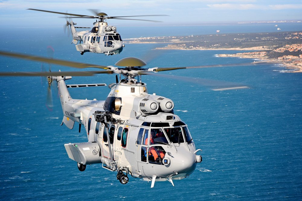 The Airbus H225M Super Puma helicopter is in service with the Royal Thai Air Force.
