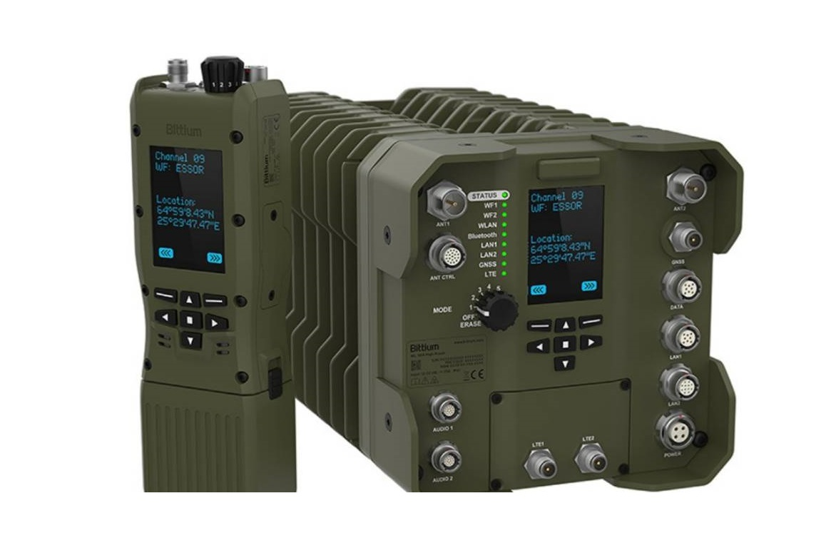 Software Defined Radio Tactical (SDR-Tac)