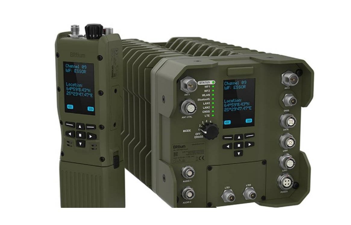 Software Defined Radio Tactical (SDR-Tac)