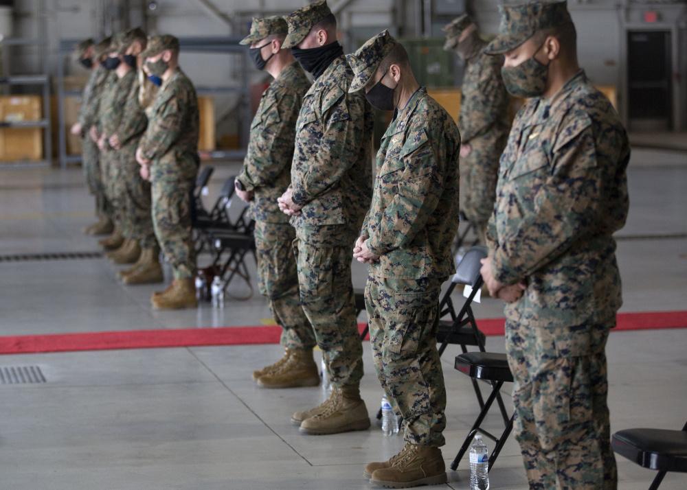 Marine Fighter Attack Squadron (VMFA) 225 Vikings Reactivation Ceremony