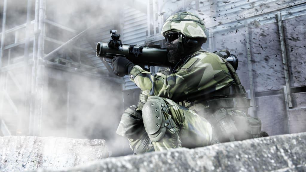 Saab Carl-Gustaf M4 multi-role weapon system