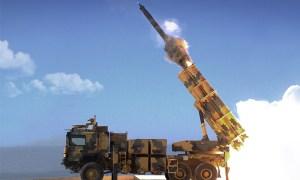 Turkey's Kaplan TRG-300 Missile Seen to Get Upgrade