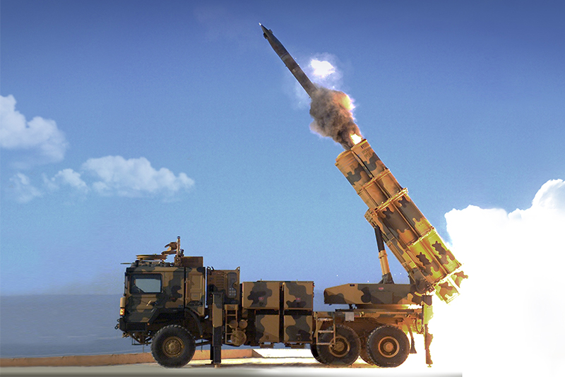 Turkey's Kaplan TRG-300 Missile